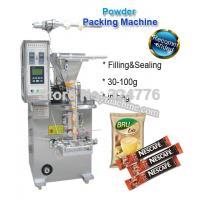powder bag filing and packing machine for washing powder flour coffee