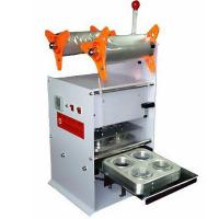 China NC4 Semi-automatic Tray & Cup Sealers Semi-automatic Cup Sealers on sale
