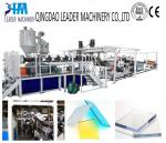 plastic sheet machinery PMMA sheet making machinery