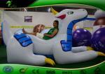 Colocación del dragón inflable modificado para requisitos particulares juguete inflable gigante de la historieta para la decoración