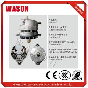 China 12V Heavy Duty Alternator For Ford Medium / Heavy Truck 8LH2070VA 8LHA2057VA 110555HD on sale
