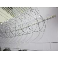 China Razor Barbed Wire Fence for prisons, detention houses, government buildings on sale