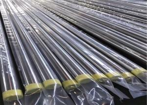 China Seamless Stainless Steel Tubing Cold Rolled ASTM A312 201 202 316 321 on sale