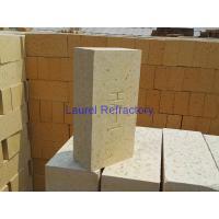 China Steel Furnaces High Alumina Brick Low Iron Content HA75 HA80 on sale
