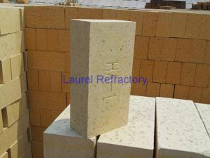 China Steel Furnaces High Alumina Brick Low Iron Content HA75 HA80 on sale