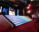 China 160000dots/sq Brightness P3 Light Up Dance Floor Rental Less Power Waste For Concert wholesale