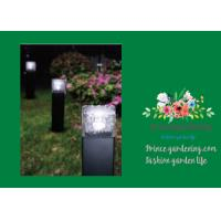 Garden Solar Walkway Lights / Solar Powered Yard Lights With Ultra Bright LED