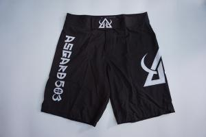 China Durable MMA Fighting Men Board Shorts Digital Printing With Triple Needle Stitching on sale