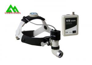 China LED Surgical Headlight ENT Medical Equipment Battery Powered For Examination on sale