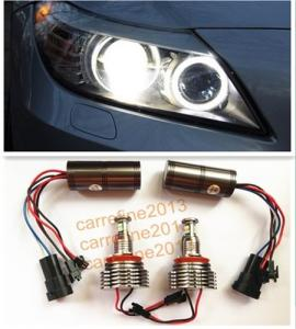 China H8 40W Cree SMD LED Halo light Bulbs for BMW Angel Eyes Lamps H8 E92 led marker on sale