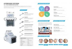 China Top Beauty hydro dermabrasion/Water Facial machine/jetpeel hydro on sale