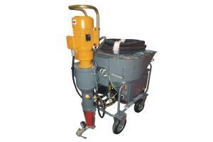 China Gypsum Based Mortar Plastering Machine / Automatic Wall Plaster Machine on sale