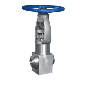 China Forged steel globe valve of power plant valve on sale