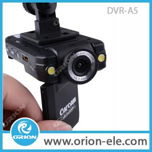 China k2000 hd video full view 4g car dvr with four camera DVR-A5 on sale