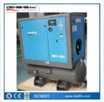 Gold supplier 11kw/15hp combined screw air compressor