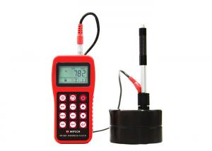 China Auto Power Off Steel Hardness Tester , Compact Plastic Case Hardness Testing Equipment MH180 on sale