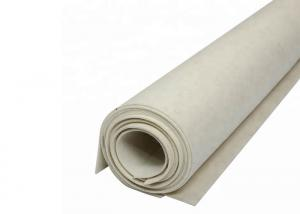 China Compact Industrial Felt Pads , High Density Felt High Resilience Heat Preservation on sale