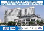 AWS D1.1 Prefabricated Steel Structures Building Structure System ASTM Verified