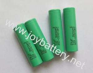 Quality Samsung SDI 18650 25R INR18650-25R 2500mah 3.7V 20A Li-ion Lithium Battery for sale