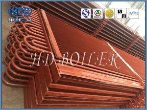 China Heat Exchanger U Bendings Boiler Economizer System Squeezing Small Radius Wide Range on sale
