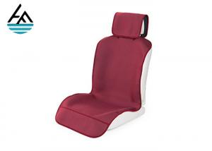China Red SBR Fitted Neoprene Jeep Seat Covers Digital Printing Technology on sale