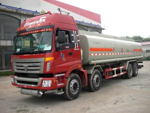 China Auman Tanker Truck 12-15CBM on sale