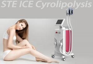 China Vacuum Cryo Cryolipolysis Slimming Machine For Fat Cavitation Machine on sale