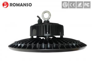China High Lumen UFO LED High Bay Light , Meanwell Driver 150W Industrial High Bay Lights on sale
