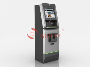 China Self Service Printing Multifunction Kiosk With Book Document Scanner Touch Screen on sale