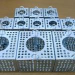 Galvanized Strum Box,ROSE BOX JIS F7206