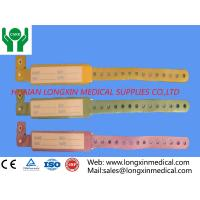 China Identification band ID band on sale