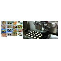 Bread Production Line Automatic Encrusting Machine Wet Filling Products 28L