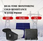Wire Tower MTK6739 Processor 12W 4G Solar Camera 18000mah