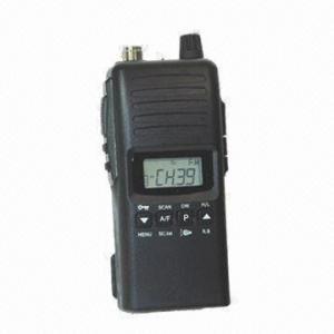 China Waterproof Handheld CB Radio with 2,100mAh Li-ion Battery and VoX Function on sale