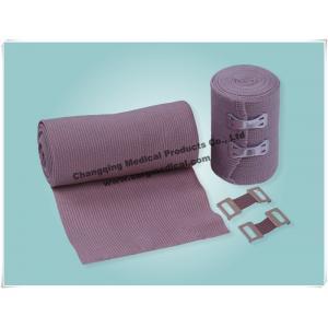 China Compression Cotton Elastic Bandage Wrap Latex Free Sports Protection on sale