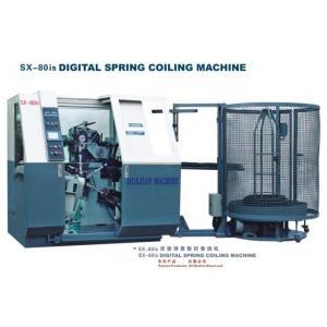 China Machine de enroulement de ressort de SX-80is Digital on sale