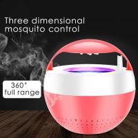 Full range Ultrasonic Mosquito Repellent LED Outdoor Insect USB Light 360 degree