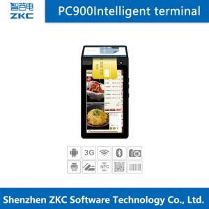 ZKC PC900 Handheld Android POS Terminal With Camera Support