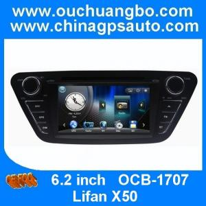 China Ouchuangbo automobile gps radio dvd for Lifan X50 support iPod USB MP3 Russian menu on sale
