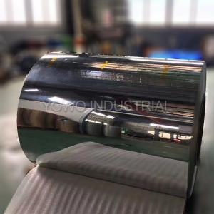 China 3104 H19 Mirror Finish Aluminum Sheet on sale