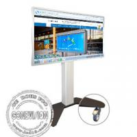 China Infrared Touch Screen Kiosk Digital Signage Advertising 55 Inch Rotation Screen on sale