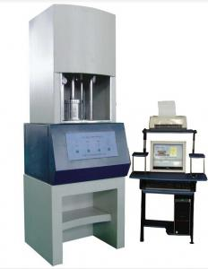 China Electronic Rubber Testing Equipment Vulcanizing Index Mooney Viscosity Test Machine on sale