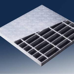 China Composite steel grating on sale