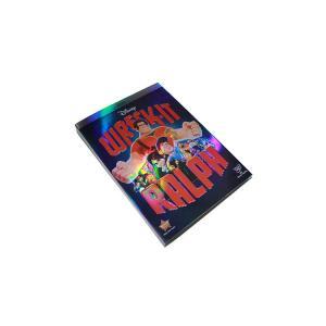 China Wholesale Wreck-It Ralph Disney DVD Movie Disney Cartoon DVD For Kids Family on sale