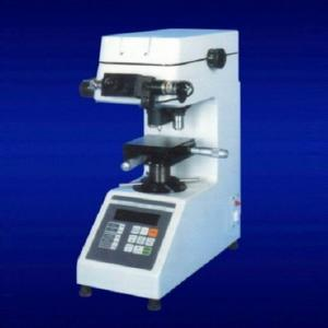 China Digital Micro vickers hardness test machine HVS-1000 Automatic Load Control on sale