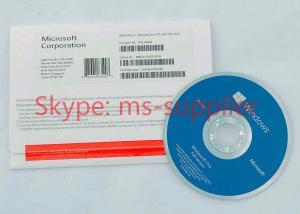 China Polish Windows 8.1 Pro Pack 64 Bit DVD System , Windows 8.1 Retail Version OEM New Key on sale