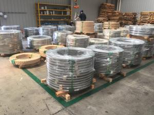 China Martenstic AISI 420 UNS S42000 Stainless Steel Cold Rolled Strip In Coil on sale