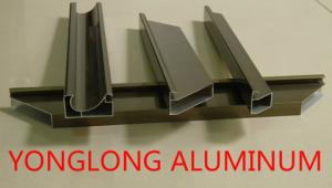 China 6060 6061 Aluminium Kitchen Profile / Aluminum Kitchen Cabinet Frame on sale
