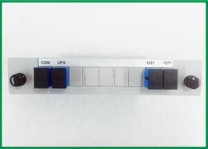 China LGX Cassette Box CWDM Mux Demux Optical Multiplexer , 2 4 8 16 18 Channel / Wavelength on sale
