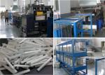 Twin Screw Polythene Extruder Machine , Plastic Recycling Extruder 1 Year Warranty
